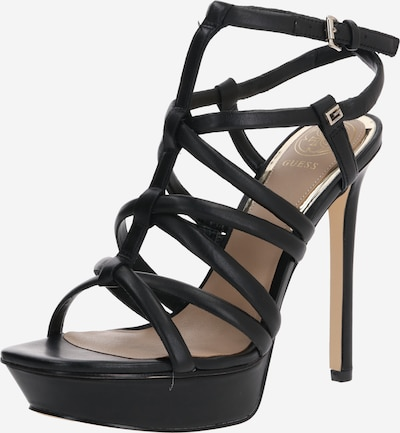 GUESS High Heel 'ELERI' in schwarz, Produktansicht
