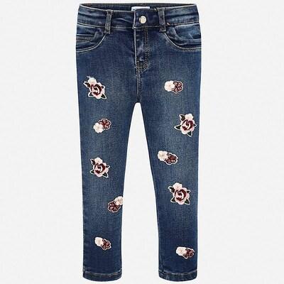 Mayoral Jeans in blue denim, Produktansicht