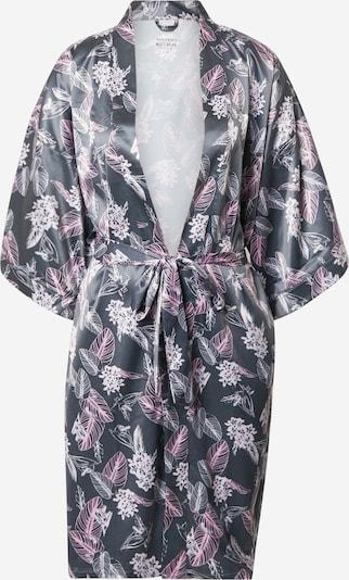 SCHIESSER Kimono in grau / rosa, Produktansicht