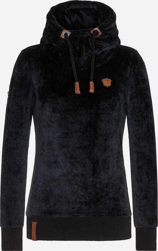 'schmierlappen Mack' Naketano Sweat En Noir shirt xoedBC