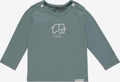 Noppies Shirt 'Amanda' in smaragd / weiß, Produktansicht