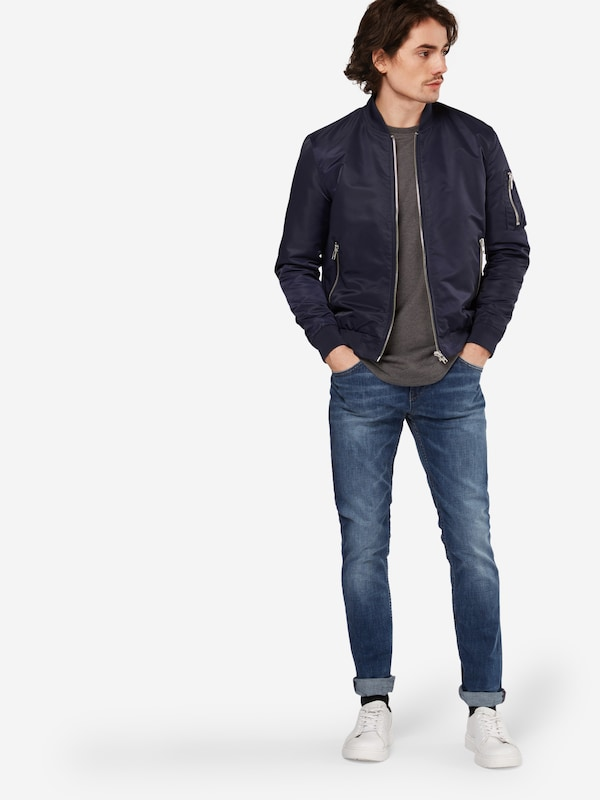 Tom Tailleur Jeans Denim aedan Slim Denim Bleu