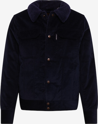 SCOTCH & SODA Tussenjas 'Corduroy trucker' in de kleur Navy, Productweergave