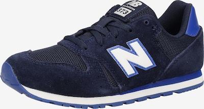 new balance Sneaker in dunkelblau / weiß, Produktansicht