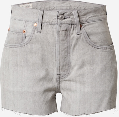 LEVI'S Jeans '501®' in de kleur Grey denim, Productweergave