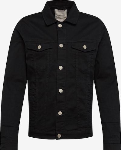 JACK & JONES Jeansjacke in schwarz, Produktansicht
