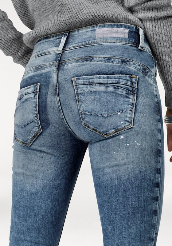 Cross Jeans High-waist-Jeans