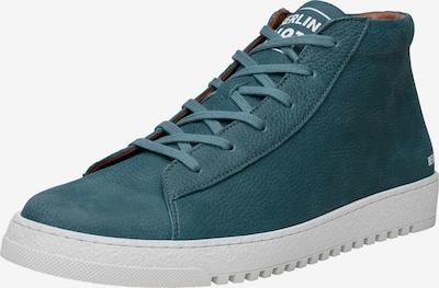 N91 Sneaker 'No. 116 MS' in pastellblau, Produktansicht