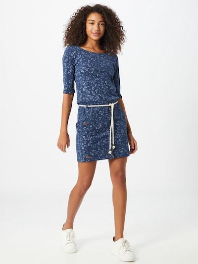 Ragwear Robe 'TANYA' en bleu marine / bleu clair, Vue avec modèle