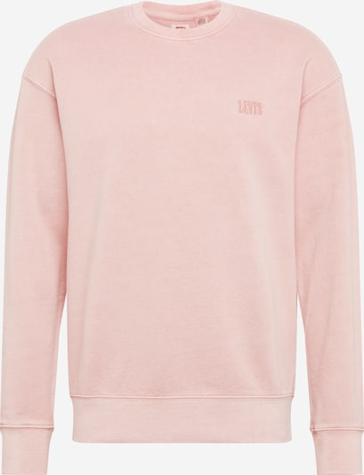 LEVI'S Sweatshirt 'AUTHENTIC LOGO' in de kleur Rosa, Productweergave