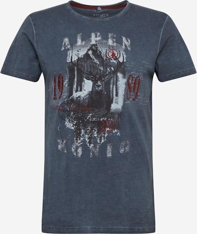 Tricou 'Christian' MARJO pe albastru închis, Vizualizare produs