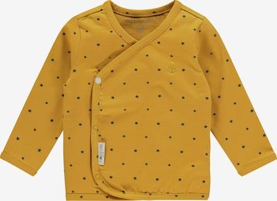 Noppies T-shirt 'Taylor' in nachtblau / dunkelgelb, Produktansicht