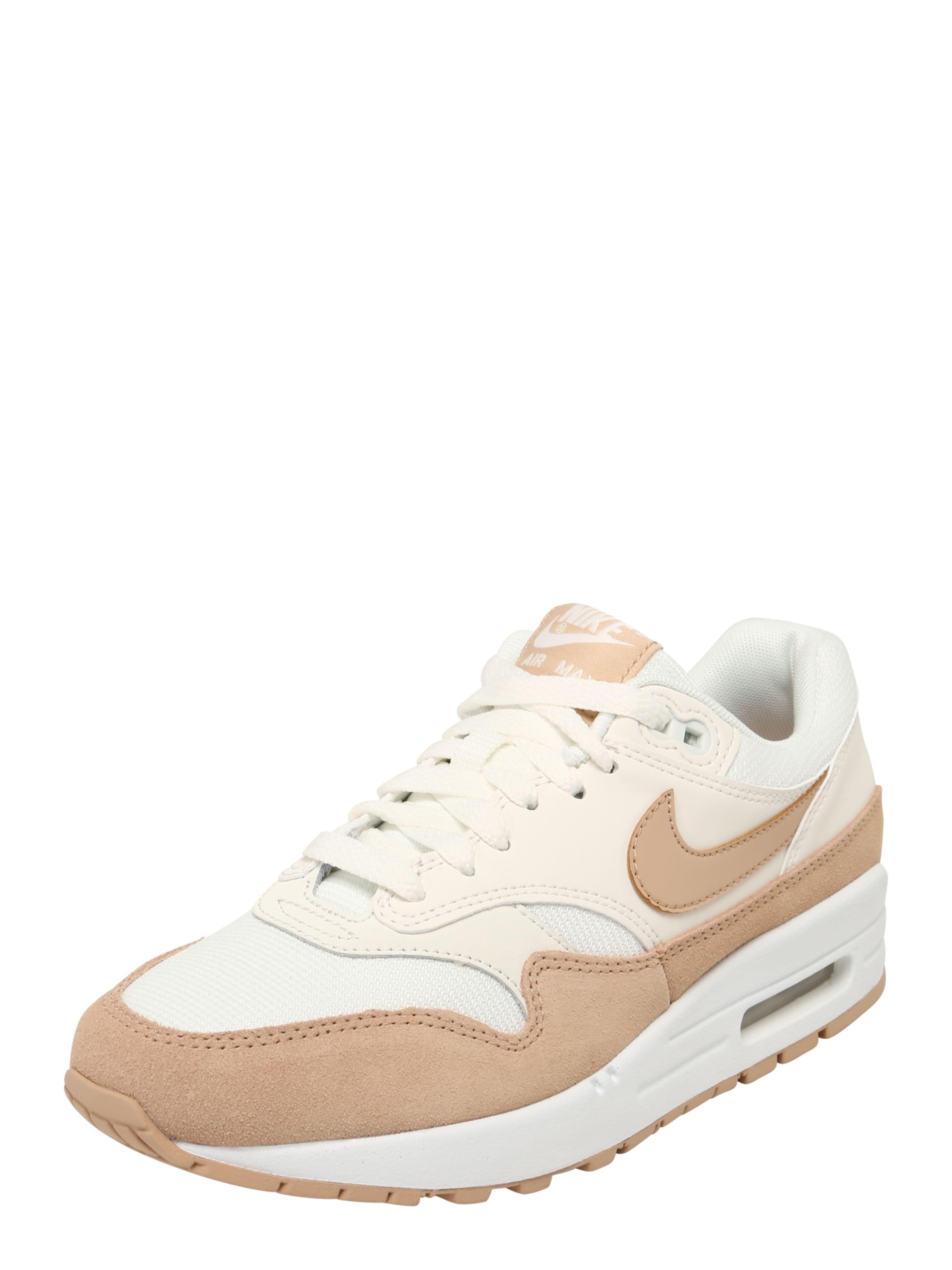 Sneaker Sportswear Air Max 'wmns 1' Nike In BeigeOffwhite TK1lFJc