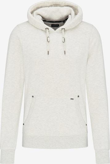 DREIMASTER Pullover in weiß, Produktansicht