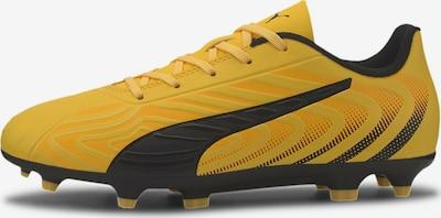 PUMA Fußballschuhe 'ONE 20.4 FG/AG' in gelb / schwarz, Produktansicht