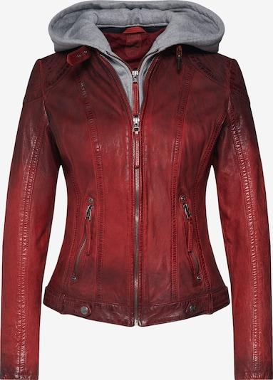 Gipsy Lederjacke 'CASCHA LAMOV' in rot, Produktansicht