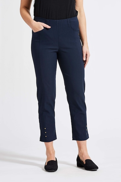 LauRie Hose 'Rose' in navy, Produktansicht