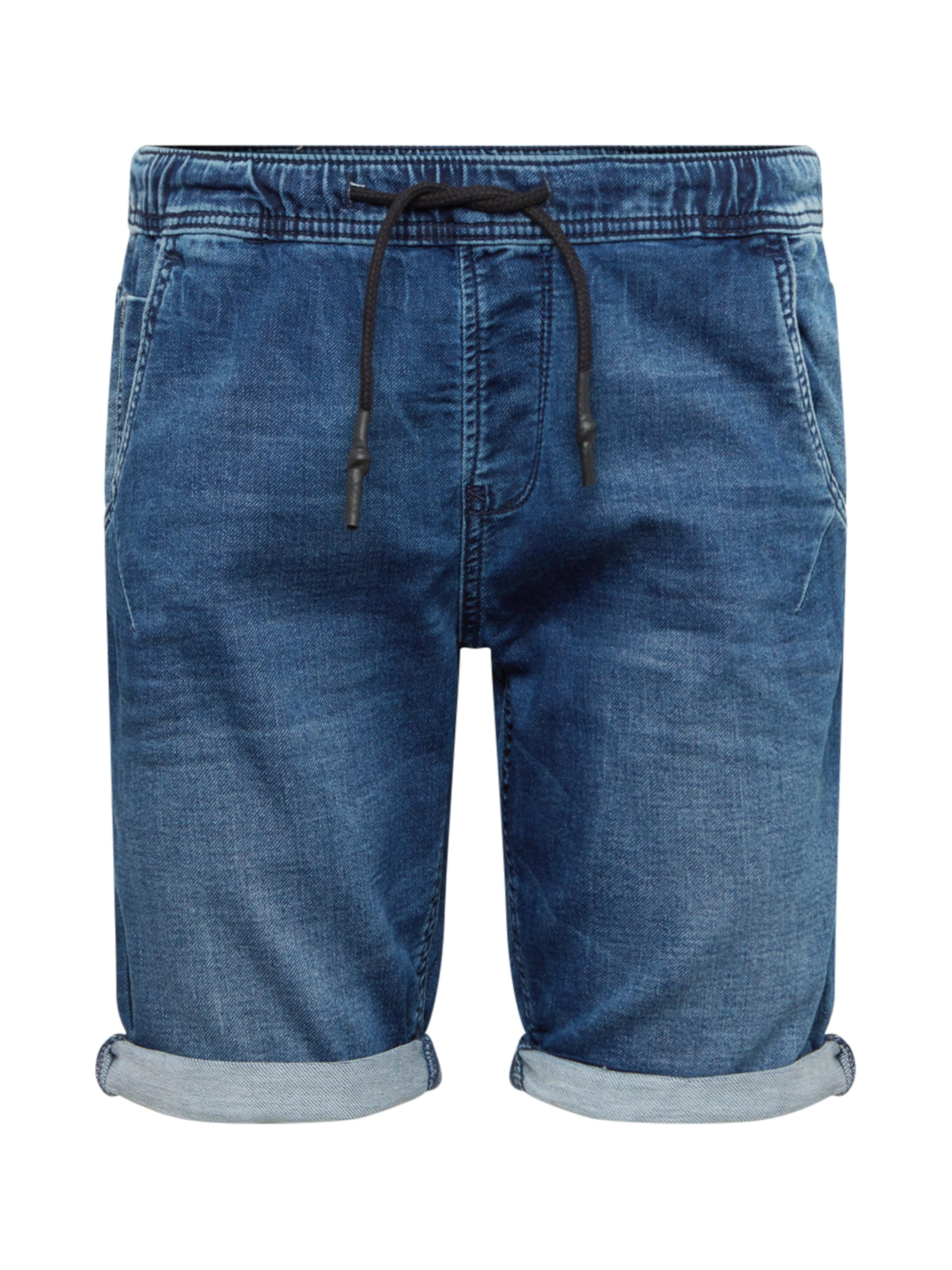 Tom Jeansbermuda Tailor Blue In Denim T1lKJcF