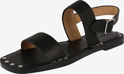Jil Sander Navy Sandále 'JN32060A' - čierna, Produkt