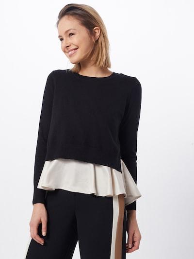 ONLY Pullover 'ONLLATISCHA' in schwarz, Modelansicht