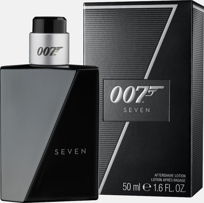 James Bond 007 'Seven', Aftershave