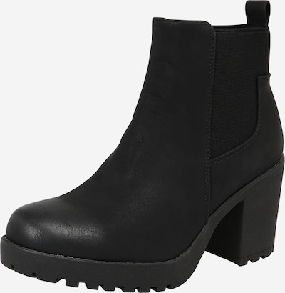 ABOUT YOU Bootie 'Cassandra' in black, Item view