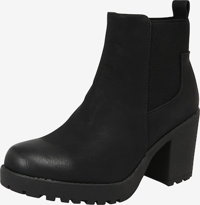 ABOUT YOU Stiefelette 'Cassandra' in schwarz: Frontalansicht