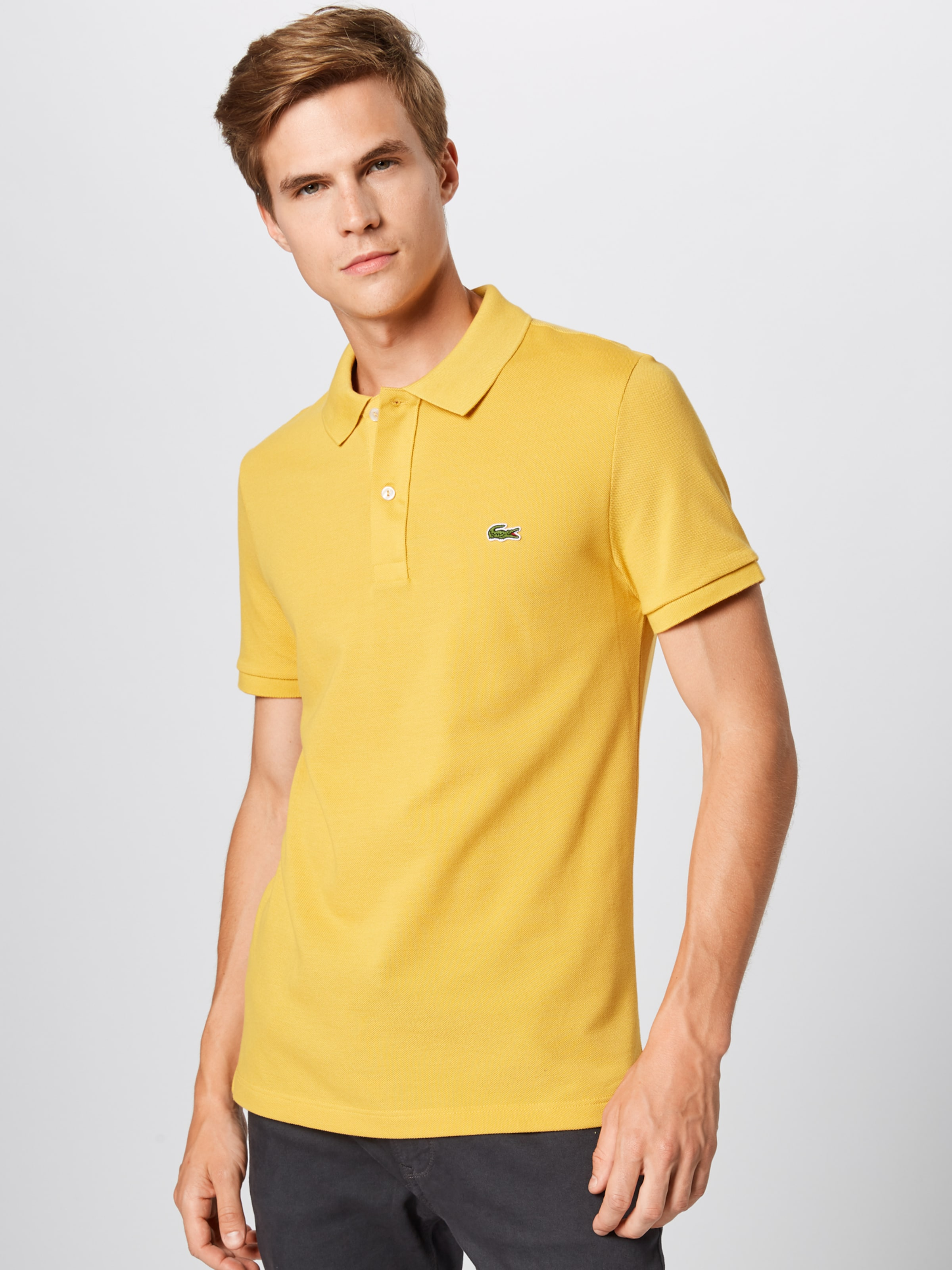 In Poloshirt Poloshirt Lacoste In Gelb Lacoste tsrQdh