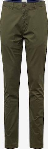 Pantalon chino 'Stuart' SCOTCH & SODA en vert
