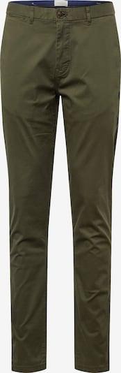 SCOTCH & SODA Pantalon chino 'Stuart' en kaki, Vue avec produit