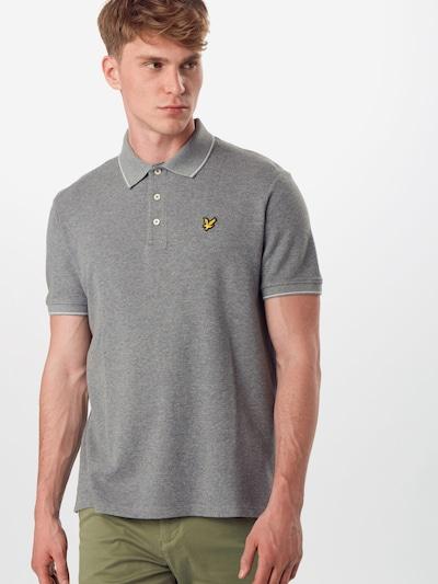 Lyle & Scott T-Shirt en gris: Vue de face