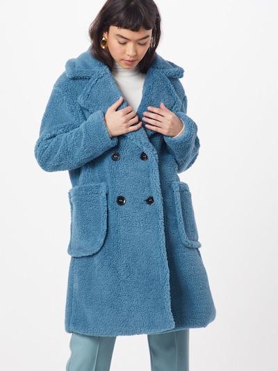 Palton de iarnă 'LADIES COAT' GLAMOROUS pe albastru: Privire frontală