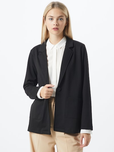 Eight2Nine Blazer in schwarz: Frontalansicht