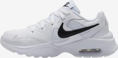 Nike Sportswear Sneaker 'Air Max Fusion' in schwarz / weiß, Produktansicht