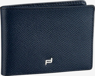 Porsche Design Brieftasche ' French Classic 3.0 Wallet H9 ' in marine, Produktansicht