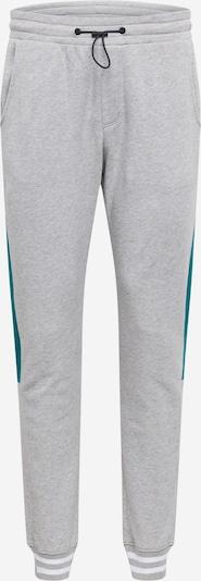 TOMMY HILFIGER Spodnie w kolorze turkusowy / szary / białym, Podgląd produktu