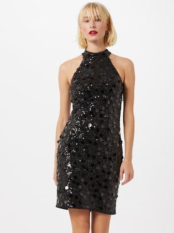 Laona Kleid in Schwarz