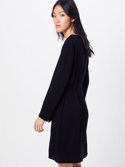 ABOUT YOU Večerna obleka 'Frieda' | črna barva: Pogled od zadnje strani