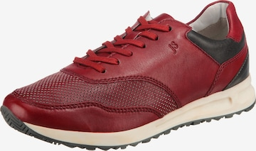 JOSEF SEIBEL Thaddeus 10 Sneaker in Rot