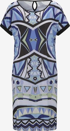 heine Jerseykleid in blau, Produktansicht