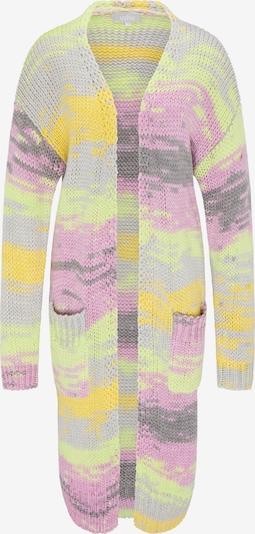 Usha Gebreide mantel in de kleur Gemengde kleuren, Productweergave