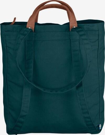 Fjällräven Handtasche 'Totepack No.1' in türkis, Produktansicht