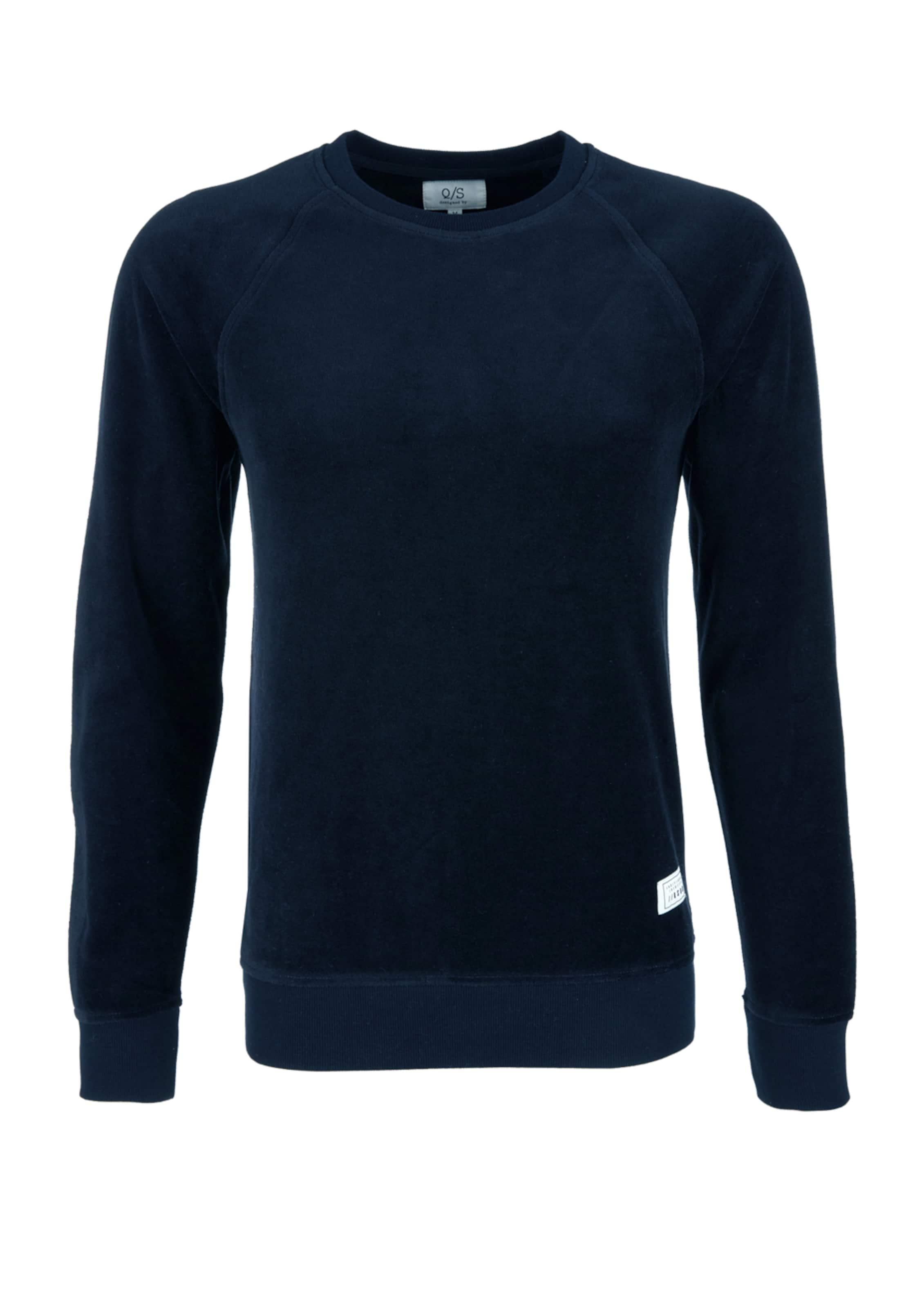 Q Sweatshirt Navy 'nicki' s By In Designed FKc3l1JuT