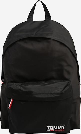 Tommy Jeans Rucksack 'Campus' in rot / schwarz / weiß, Produktansicht