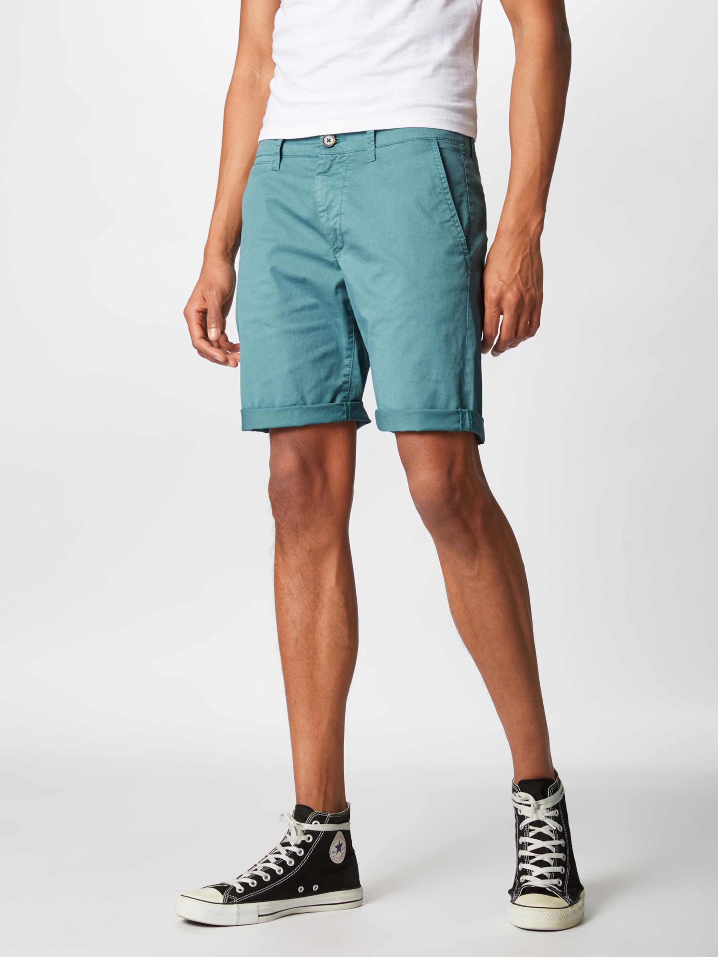 Pepe 'mc Jeans Queen' Pantalon En Pétrole 5jcRL34Aq
