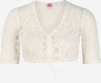 SPIETH & WENSKY Costume blouse 'Hadia' in White, Item view