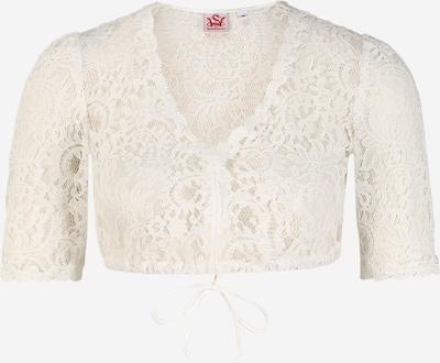 SPIETH & WENSKY Dirndlbluse 'Hadia' in weiß, Produktansicht