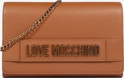 Love Moschino Taška přes rameno 'Borsa' - tmavě hnědá, Produkt