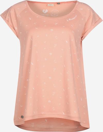 Ragwear Shirt ' Zilda Organic W ' in orange / lachs, Produktansicht