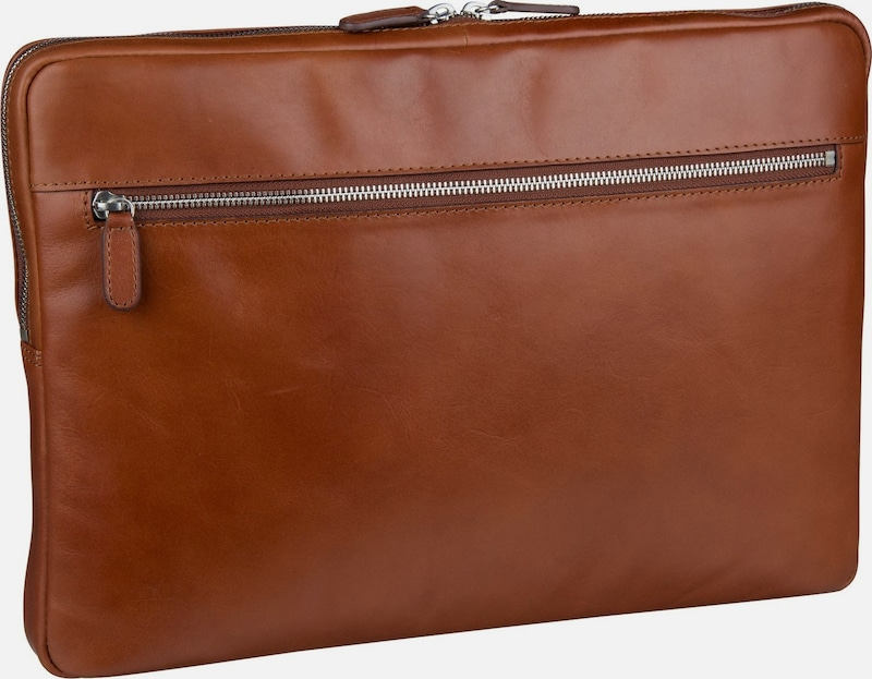 LEONHARD HEYDEN Laptoptasche ' Cambridge 5248 ' in cognac, Produktansicht